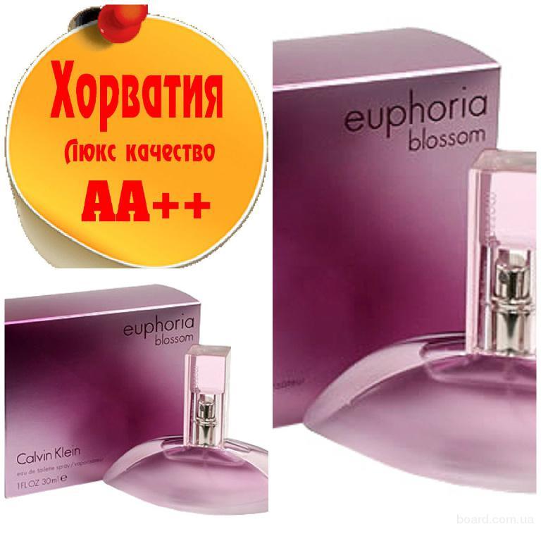 Calvin Klein Euphoria Blossom Люкс качество АА++! Хорватия Качественные копии