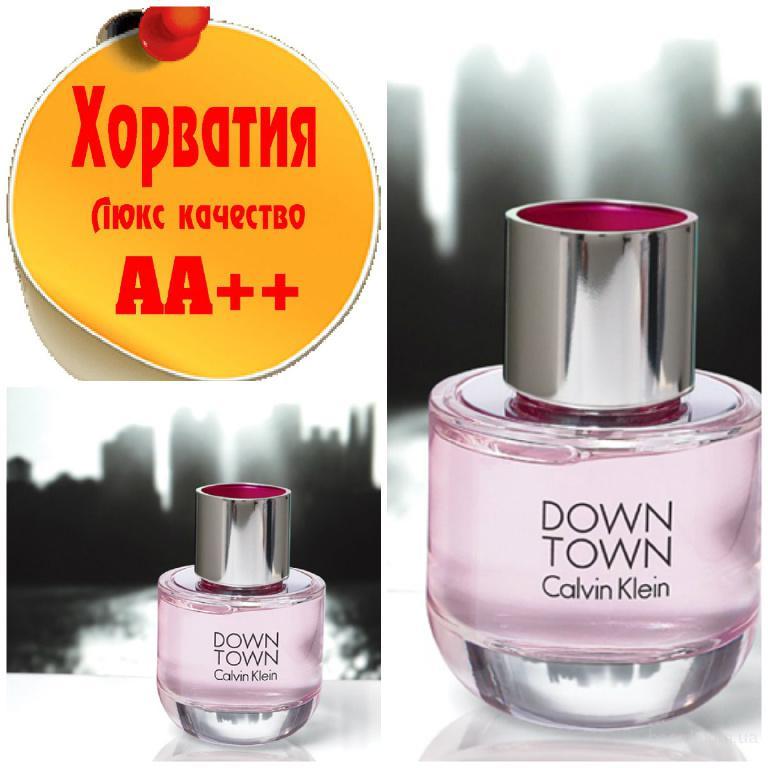 "Calvin Klein ""Down Town"" Люкс качество АА++! Хорватия Качественные копии"