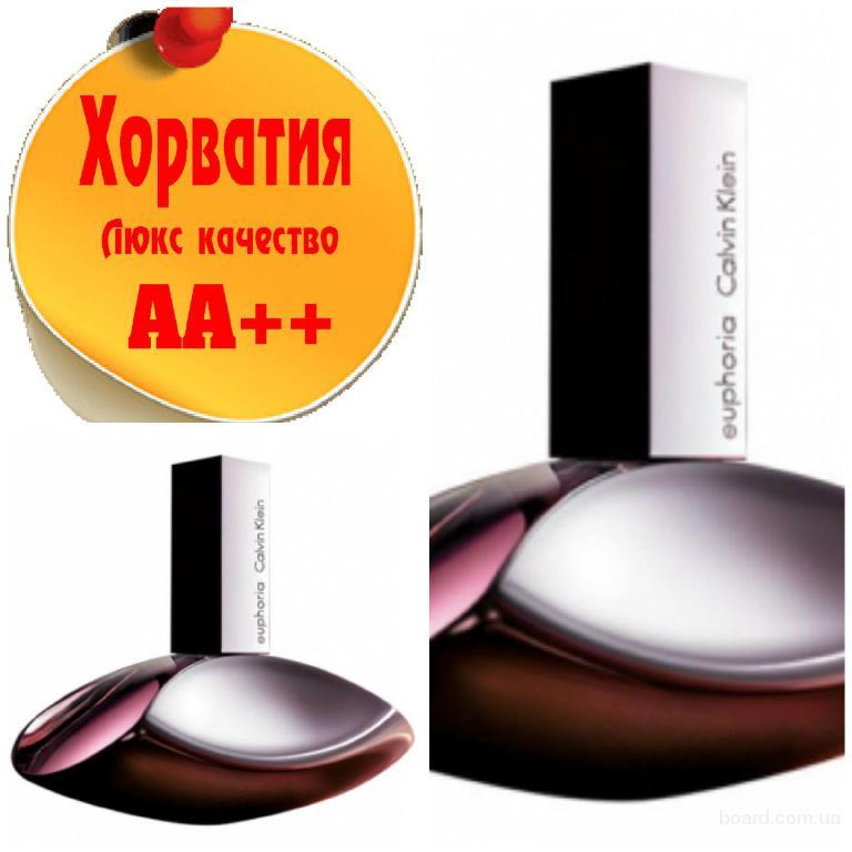 Calvin Klein Euphoria Люкс качество АА++! Хорватия Качественные копии