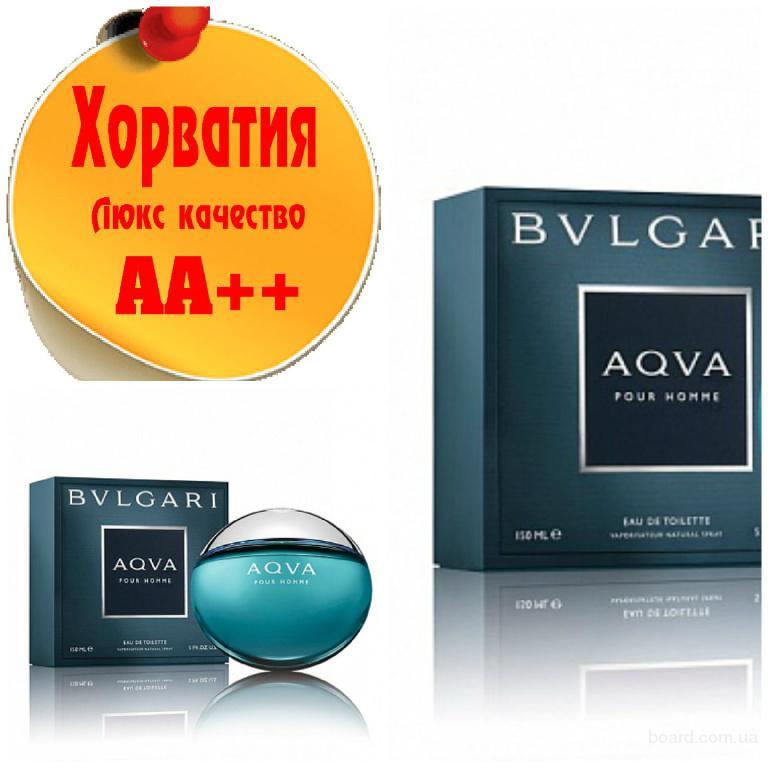 Bvlgari Aqua Pour Homme Люкс качество АА++! Хорватия Качественные копии
