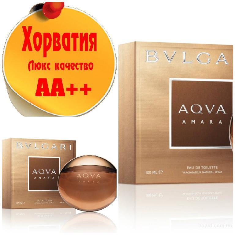 Bvlgari Aqva Amara Люкс качество АА++! Хорватия Качественные копии