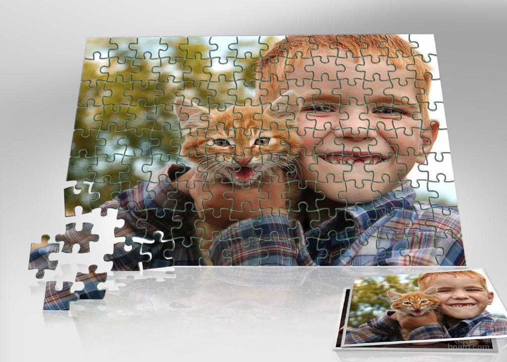 Фотография на пазлах А 5 - А 3 формат Днепропетровск