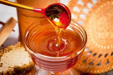 Мёд натуральный.(Луганск)