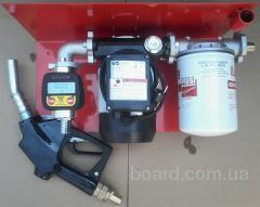 Качественные насосы,миниАЗС,счетчики для перекачки дизтоплива и бензина