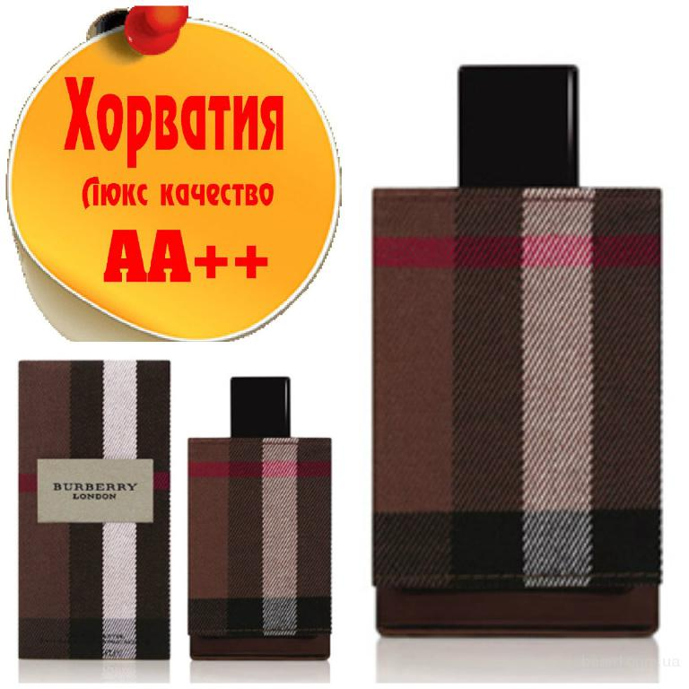 Burberry London for Men  Люкс качество АА++! Хорватия Качественные копии