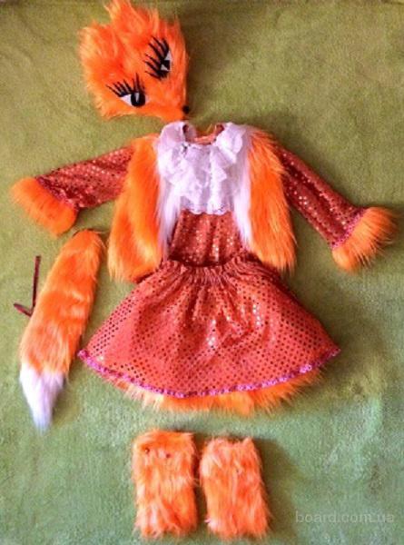 Прокат и пошив детских карнавальных костюмов