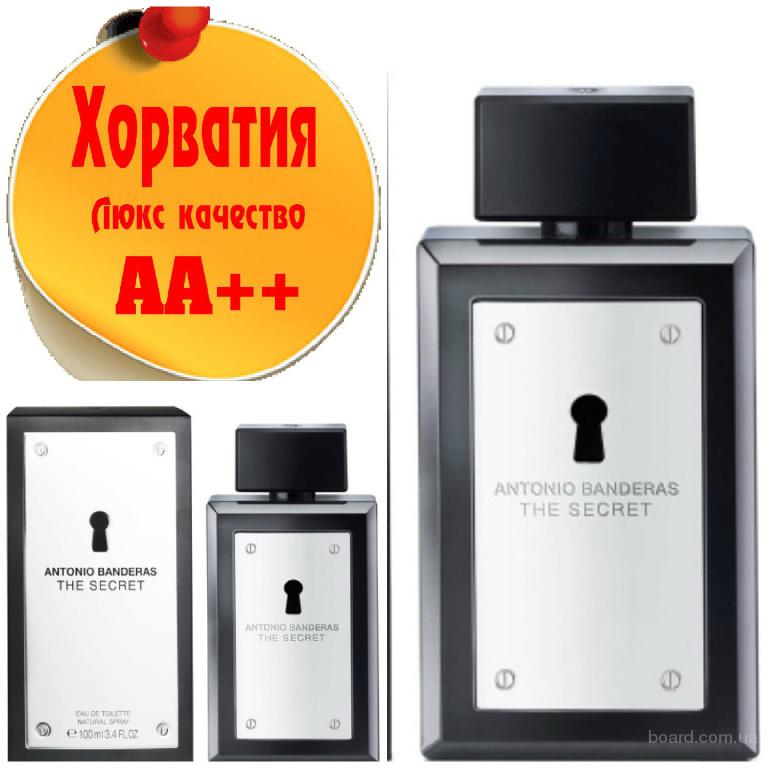 Antonio Banderas The Secret Люкс качество АА++! Хорватия Качественные копии