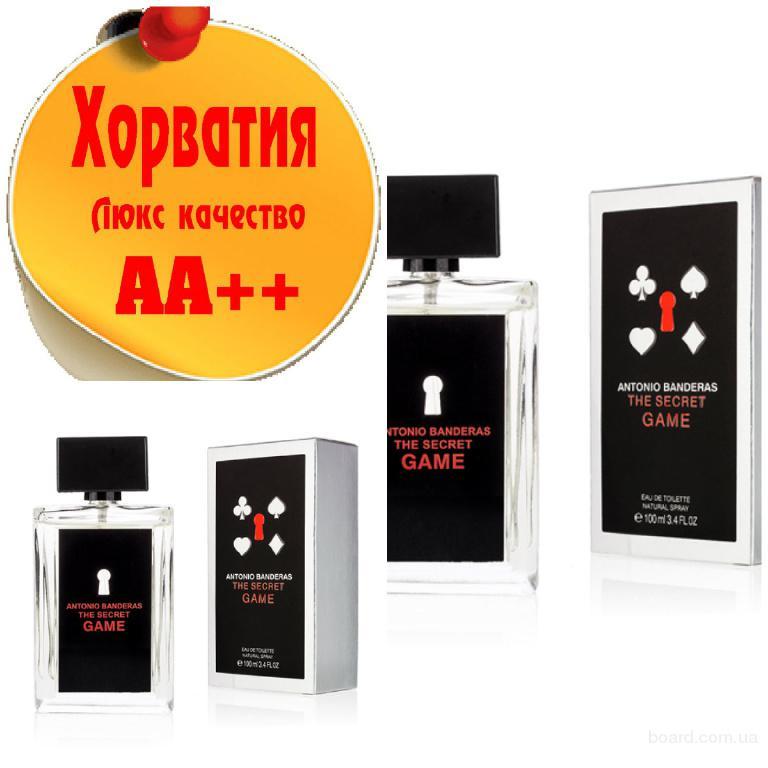 Antonio Banderas The Secret Game  Люкс качество АА++! Хорватия Качественные копии