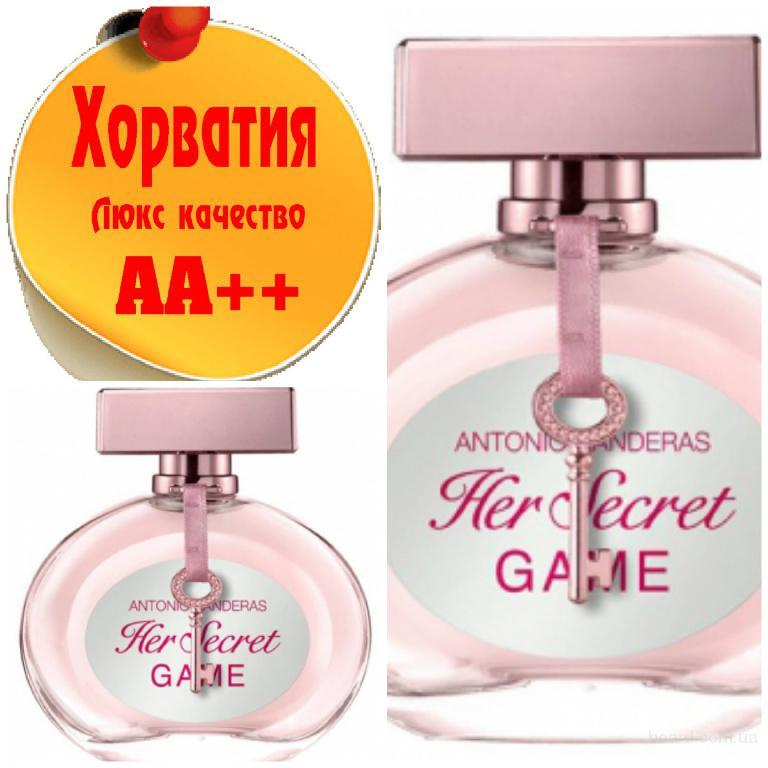 Antonio Banderas The Secret Game woman Люкс качество АА++! Хорватия Качественные копии