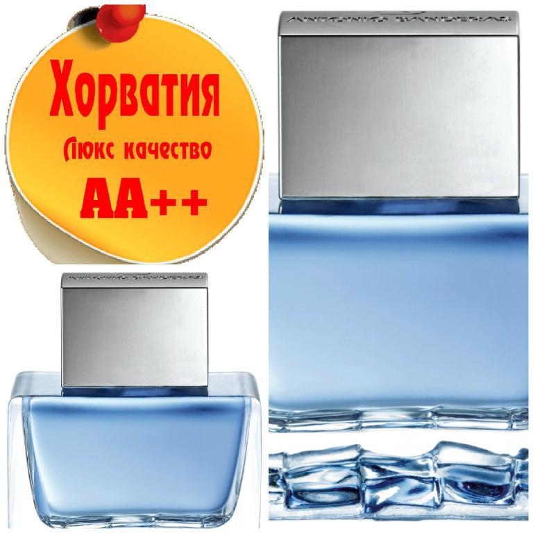 Antonio Banderas Blue Seduction Люкс качество АА++! Хорватия Качественные копии