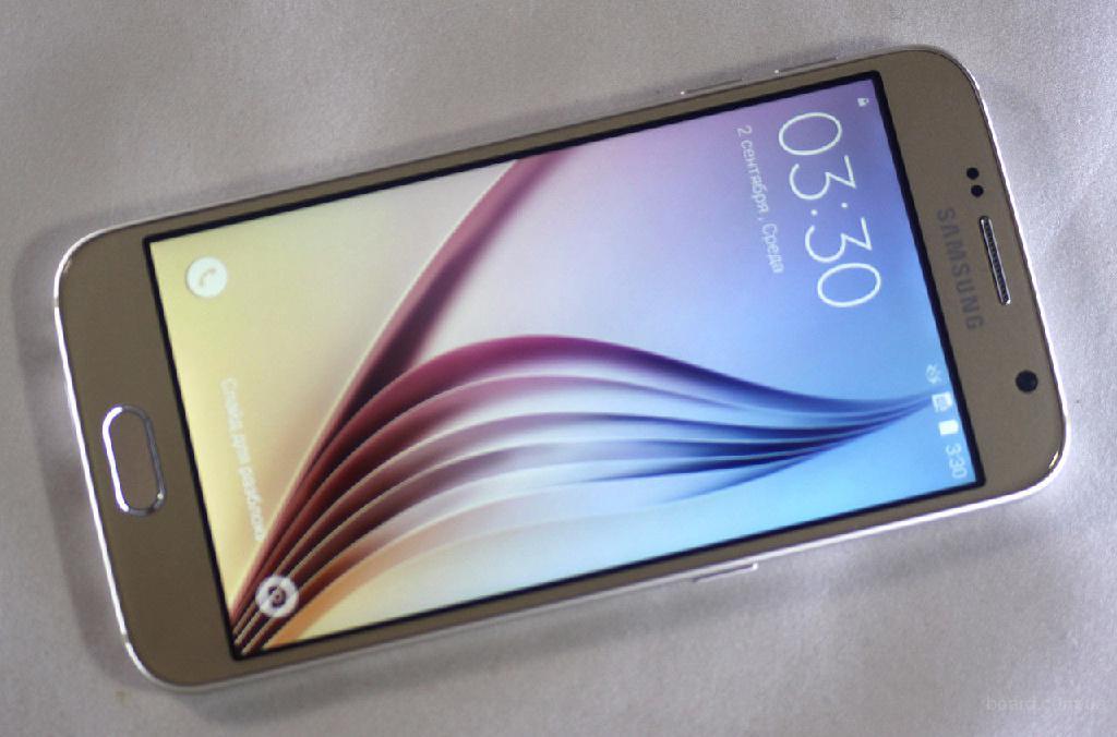 Телефон Samsung Galaxy S6 (1SIM) новый