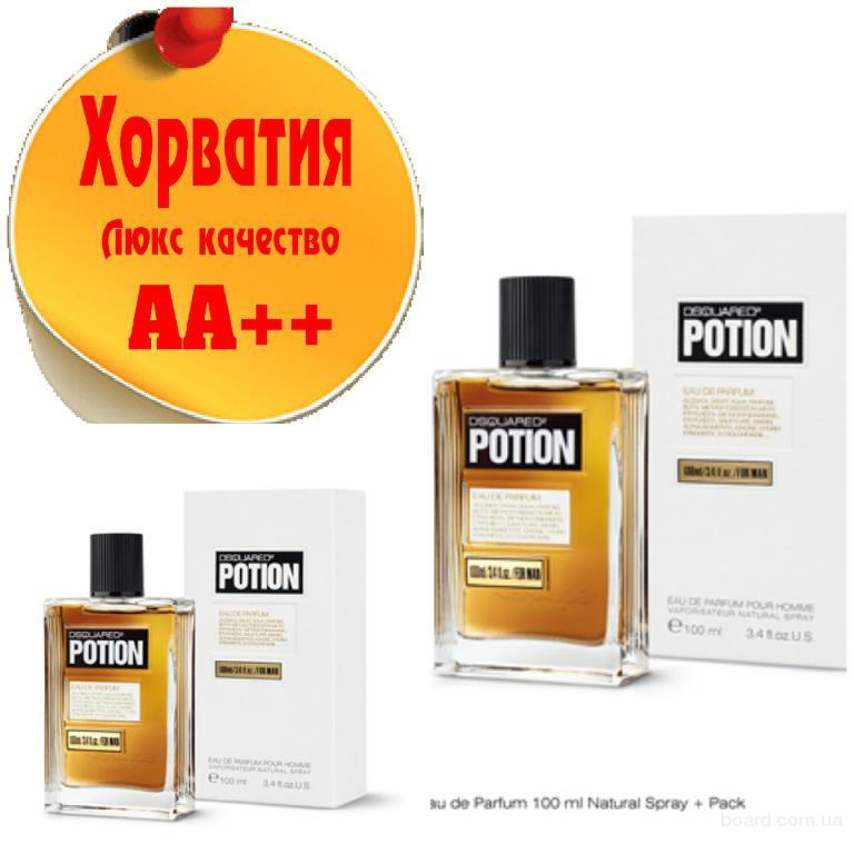 Dsquared2 Potion Люкс качество АА++! Хорватия Качественные копии