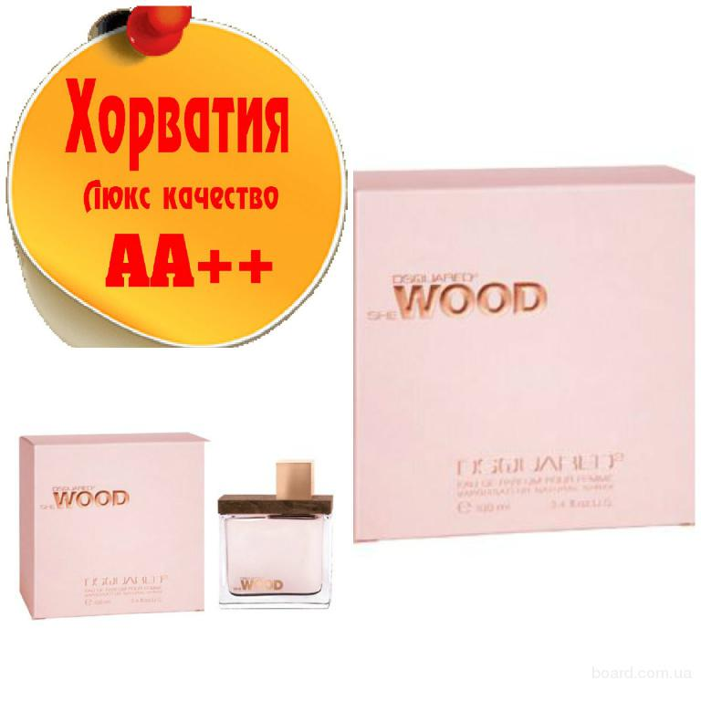 Dsquared She- Wood Люкс качество АА++! Хорватия Качественные копии