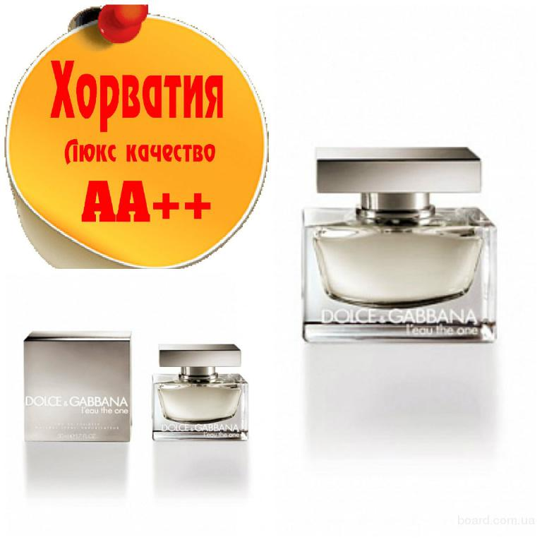 Dolce & Gabbana The One l`eau Люкс качество АА++! Хорватия Качественные копии