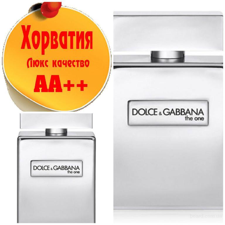 Dolce&Gabbana The One men 2014 Люкс качество АА++! Хорватия Качественные копии