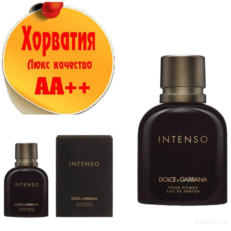 Dolce&Gabbana Intenso pour Homme Люкс качество АА++! Хорватия Качественные копии