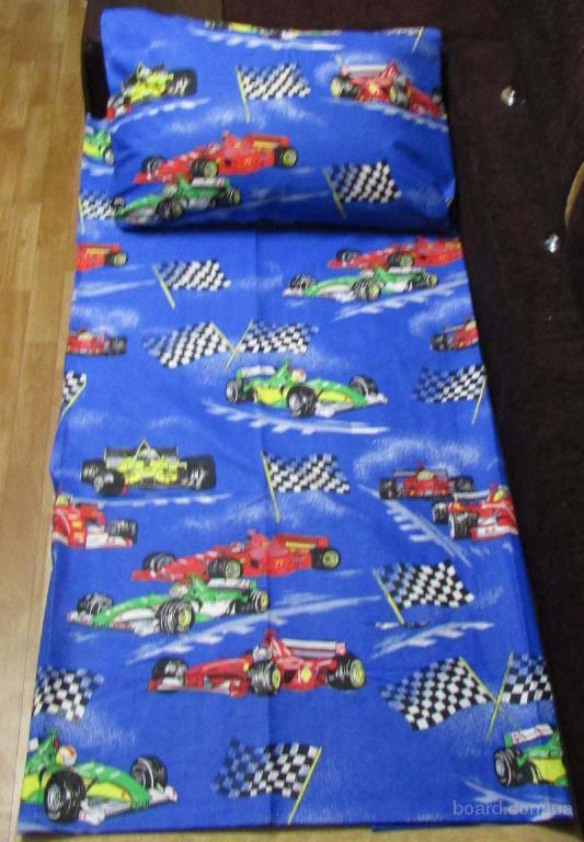 Продам комплект постельного белья для мальчиков