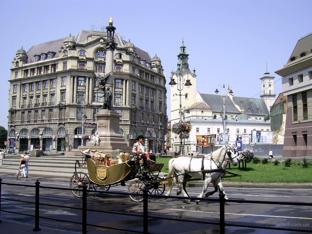 Отели Львова лучшие цены