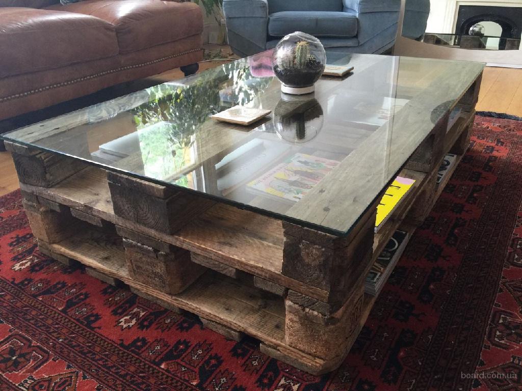Мебель из поддонов (паллет)