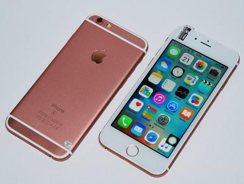 iphone 6s 4 цвета