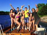 частная вечеринка на яхте