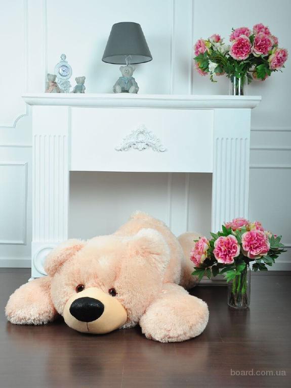 Плюшевый медведь 80 см