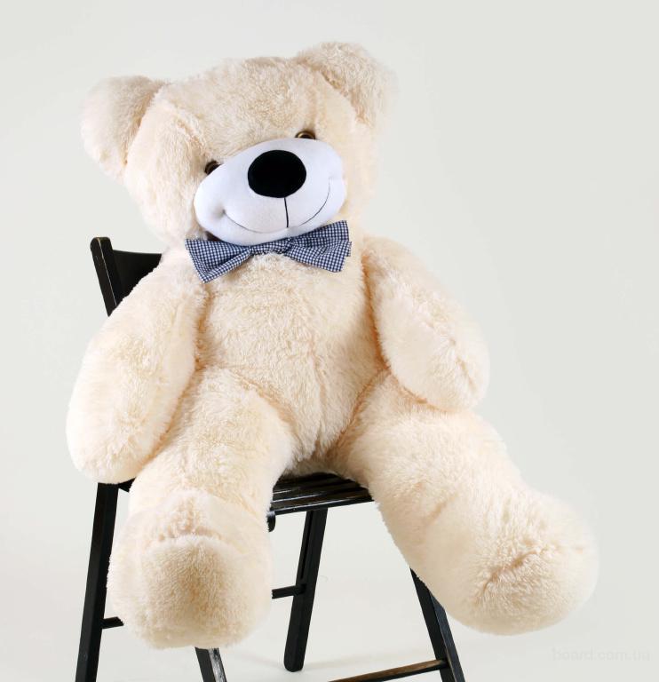 Плюшевый медведь 135 см