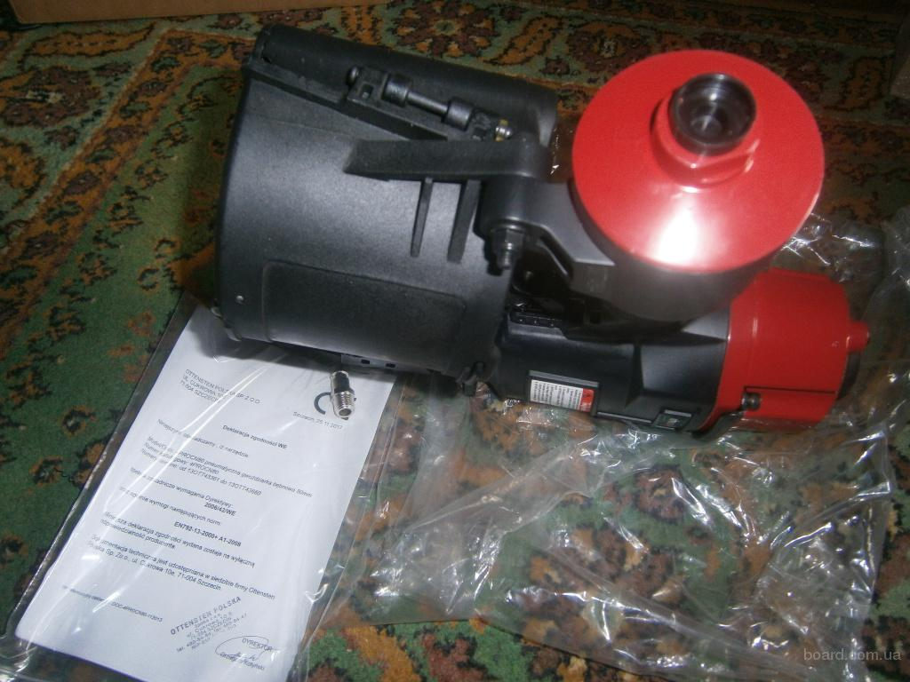 Пневматический гвоздезабивной пистолет барабанный OTTENSTEN 4PROCN80