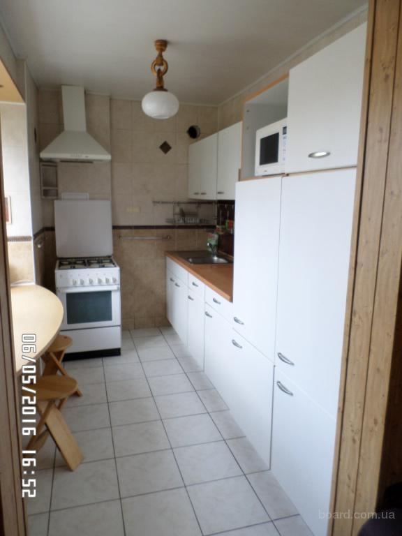 В квартире выполнен шикарный ремонт, всё из качественных материалов!