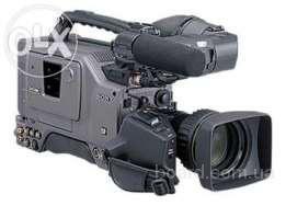 Камера Sony DVcam 390P