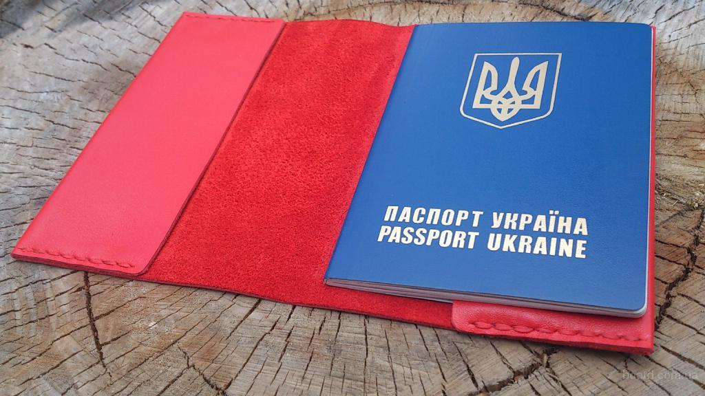 Обложка для паспорта, документов.