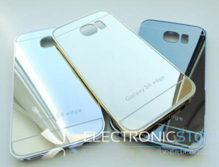 Алюминиевый чехол-бампер для Samsung S6 EDGE