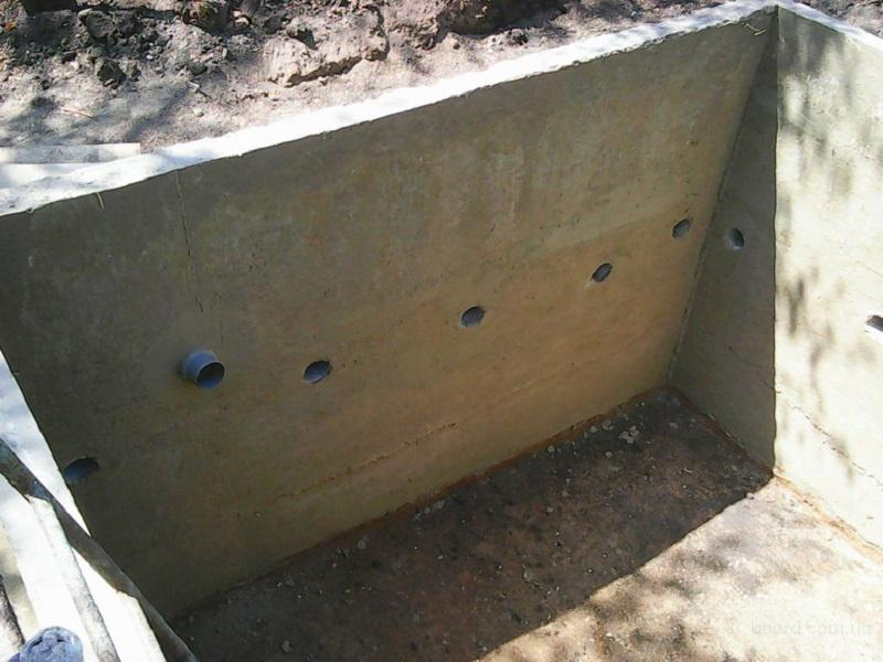 Строительные услуги в Донецке. Сливные ямы под ключ в Донецке.