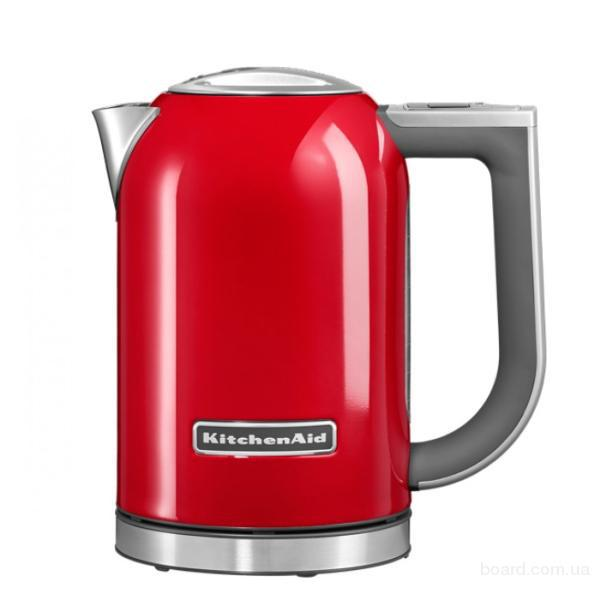 Электрический чайник KitchenAid Electric Kettle 1.7 л, Empire Red