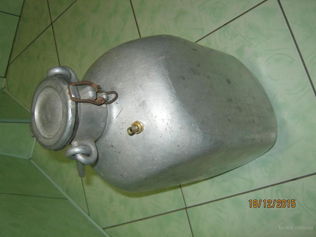 Перегонный куб бак  Trinkwasser 10L