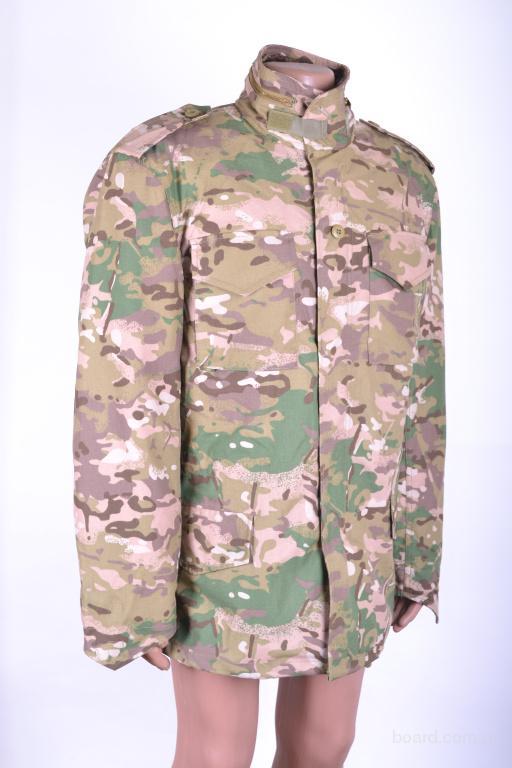 Продам куртку M65 Multicam