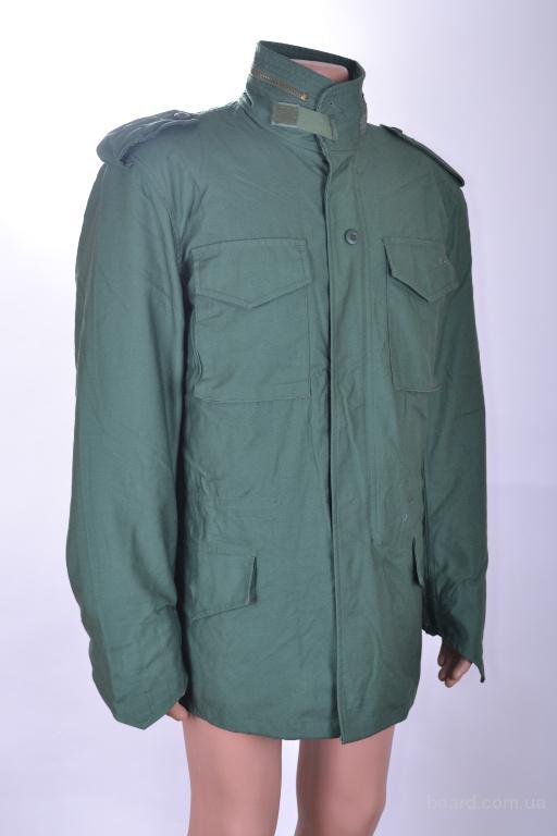 Купить Куртку Олива