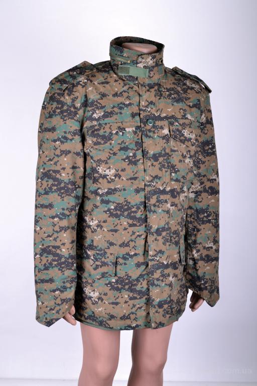 Продам новую куртку M65 Woodland Digital