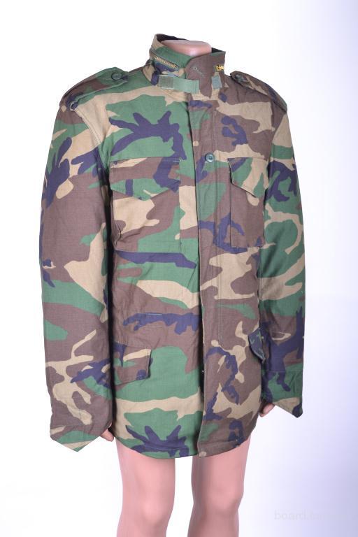 Продается новая куртка M65 Woodland