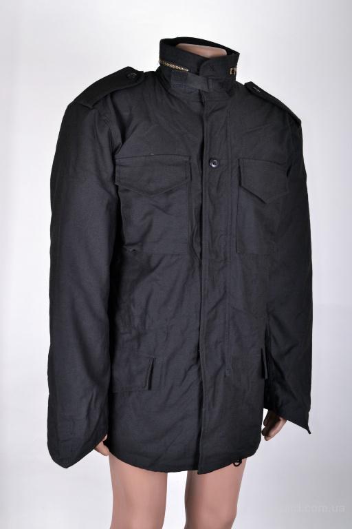Продам новую куртку M65 Черную