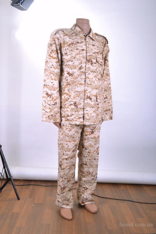 Продам новый костюм BDU Digital Desert