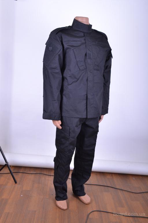 Продается новый костюм ACU черный
