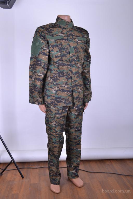Продается новый костюм ACU Digial Woodland
