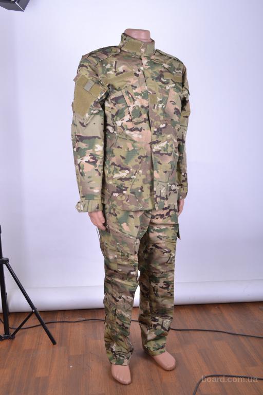 Новый костюм ACU Multicam