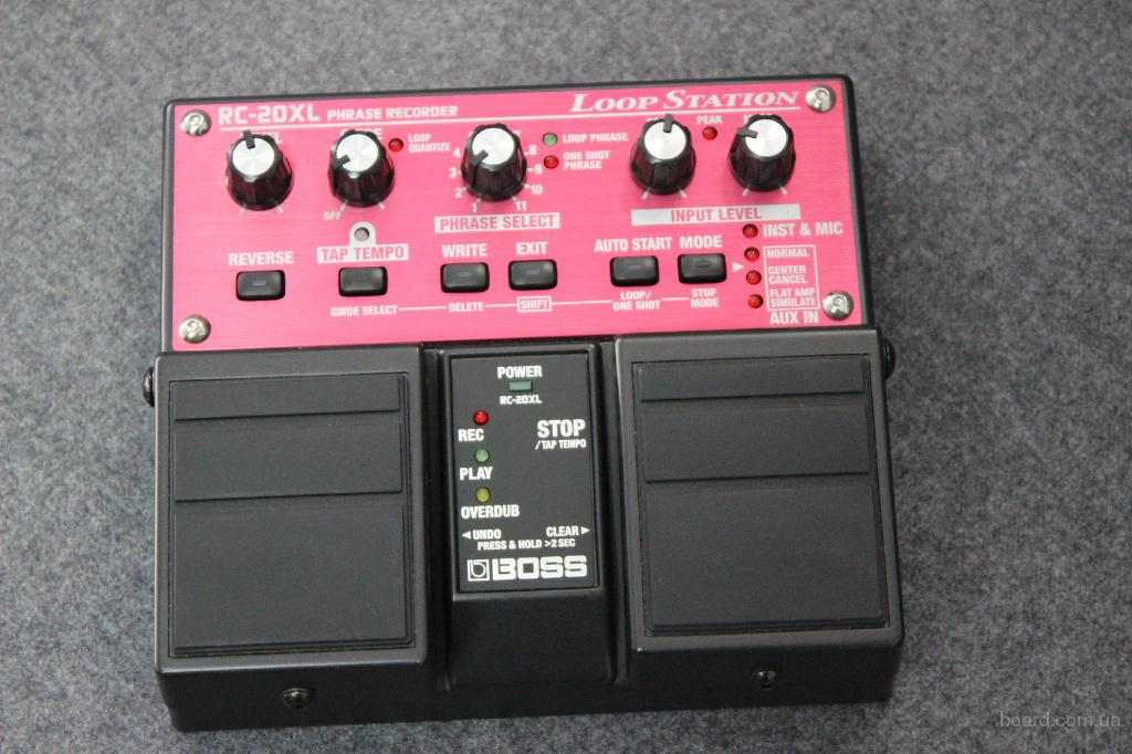 Продам лупер BOSS RC-20XL LOOP STATION