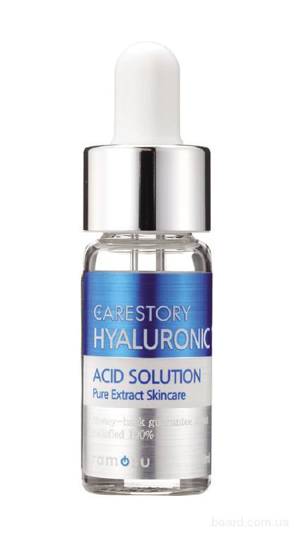 Сыворотка Гиалуроновой кислоты 100 (Carestory Hyaluronic 100 acid solution), 10 мл