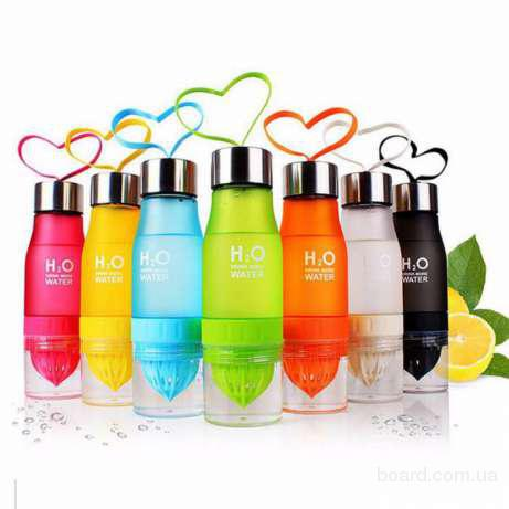 Бутылочка my bottle H2О