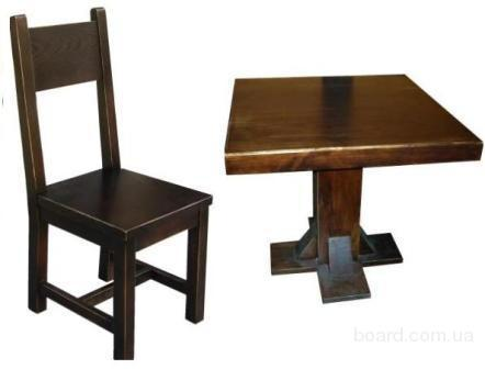 Деревянные стулья Киев, индивидуально.