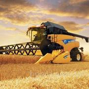 Уборка урожая зерновых комбайном Черкассы, услуги уборки зерна, аренда комбайнов