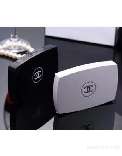 Аккумулятор внешний Power Bank на 6500 белый и черный